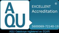 AQU Catalunya stamp